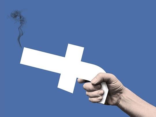 """""""Stop odio"""", Facebook oscura Casapound e Forza Nuova"""
