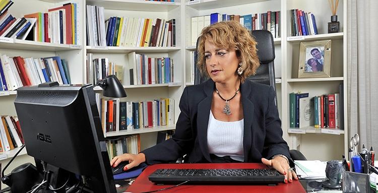 L'Avvocato Caterina Flick e il diritto all'oblio