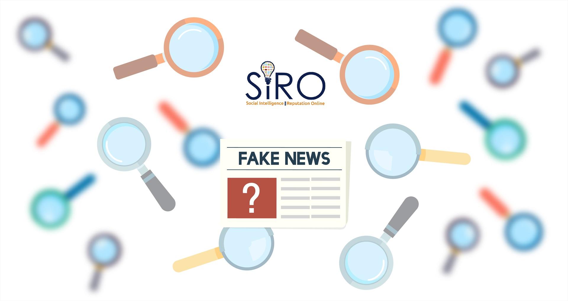 SIRO - ARTICOLI - Coronavirus e fake news: come riconoscere la notizia