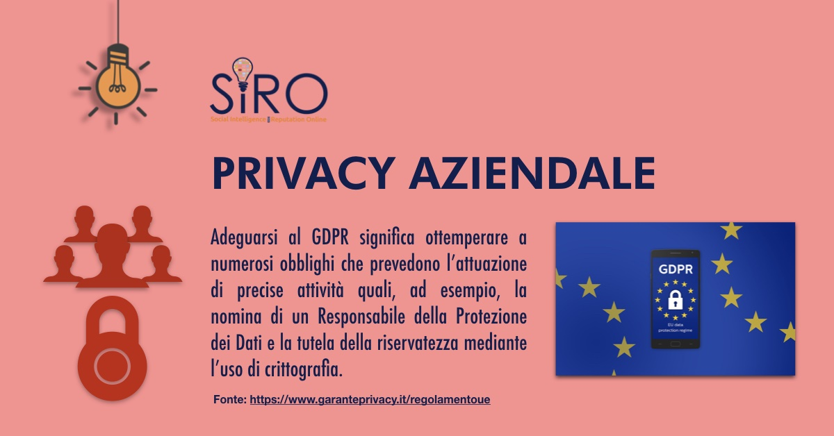 Privacy aziendale