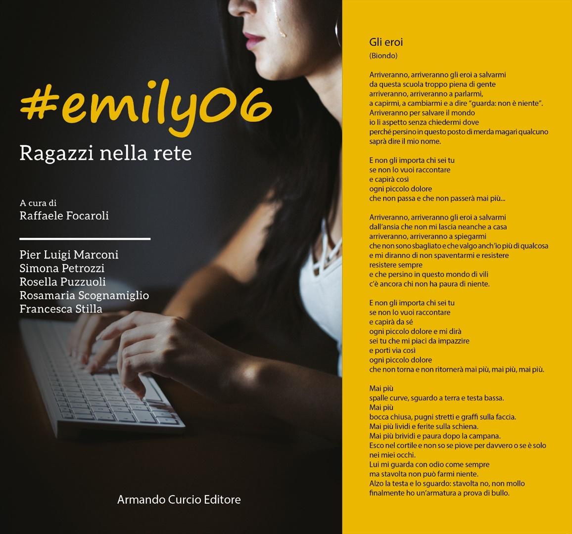 Emily06, un libro per i ragazzi sull'uso consapevole dei nuovi strumenti digitali