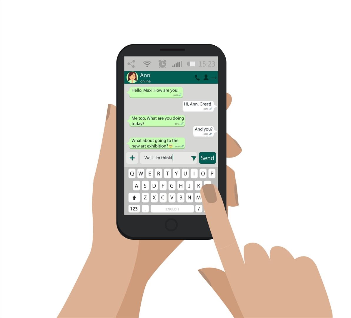 Oltre il 70% dei dipendenti utilizza WhatsApp per condividere dati sensibili e informazioni critiche dell'azienda