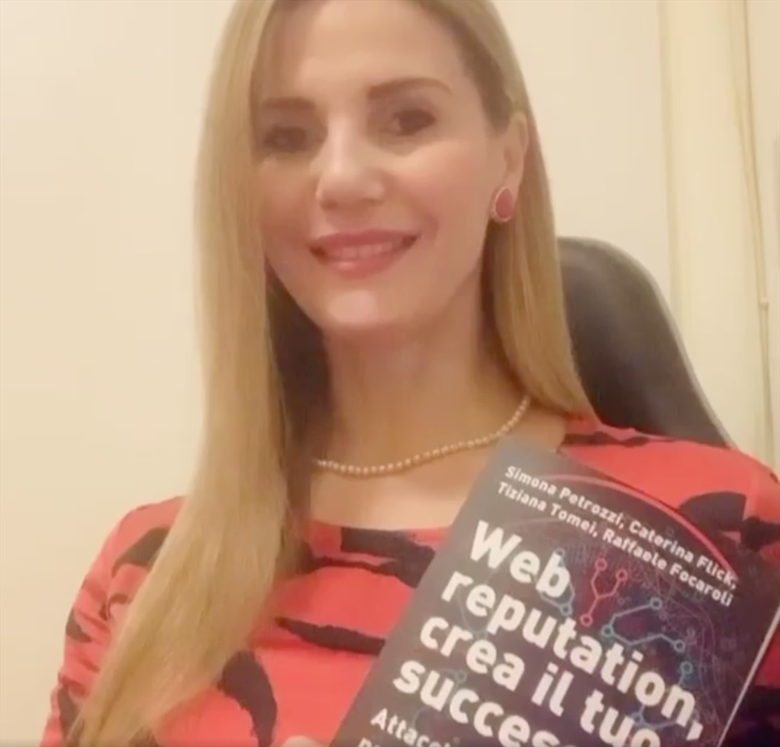 """""""Web Reputation, crea il tuo successo - Attacchi mediatici: prevenzione e cura"""", un manuale per tutti i professionisti"""