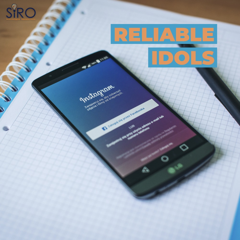 We Are Social - Reliable Idols
