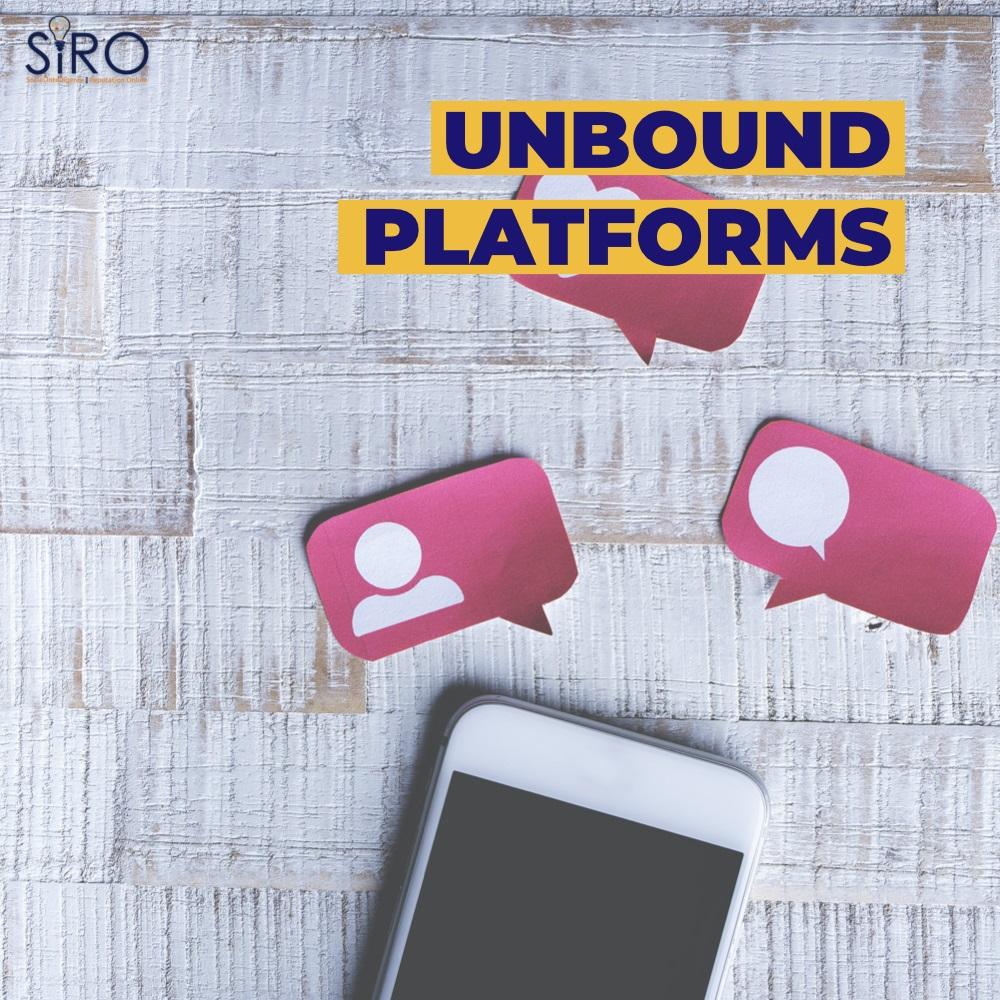 We Are Social - Unbound platform
