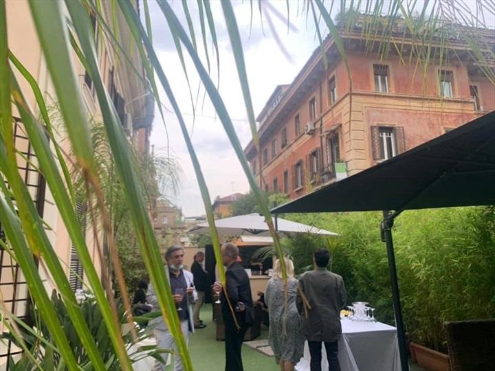 """La presentazione di """"#Emily06, ragazzi nella rete"""" alla Boutique Hotel Coppedé di Roma"""